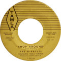 """Music Memorabilia:Recordings, Miracles 45 Group of 6 With 5 Smokey Robinson Autographs. """"Got AJob""""/ """"My Mama Done Told Me"""" (End 1016, 1958); """"Money""""/ """"I ...(Total: 6 )"""