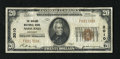 National Bank Notes:Kentucky, Ashland, KY - $20 1929 Ty. 1 The Ashland NB Ch. # 2010 This issuemakes its first appearance in our ca.com auction. The...