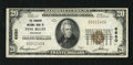 National Bank Notes:Arkansas, Pine Bluff, AR - $20 1929 Ty. 1 The Simmons NB Ch. # ...