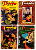 Pulps:Detective, Shadow Group of 4 (Street & Smith, 1935-36) Condition: Average VG+.... (Total: 4 Items)