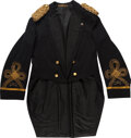 Militaria:Uniforms, 14th Cavalry Officer's Dress Coatee.. ...