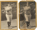 """Baseball Collectibles:Others, 1941 Babe Ruth Signed R309-1 Goudy Premium with Latest Known """"'Babe'"""" Format...."""