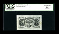 Fractional Currency:Third Issue, Fr. 1276SP 15¢ Third Issue Wide Margin Specimen PCGS Very ChoiceNew 64....