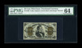 Fractional Currency:Third Issue, Fr. 1299 25¢ Third Issue PMG Choice Uncirculated 64....