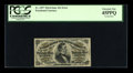 Fractional Currency:Third Issue, Fr. 1297 25¢ Third Issue Inverted Back Surcharge PCGS ExtremelyFine 45PPQ....