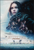 """Movie Posters:Science Fiction, Rogue One: A Star Wars Story (Walt Disney Studios, 2016). Rolled, Very Fine+. One Sheet (27"""" X 40"""") DS Advance. Science Fict..."""