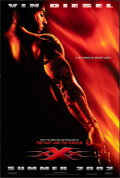 "Movie Posters:Action, XXX (Columbia, 2002). Rolled, Overall: Very Fine-. One Sheets (2) (26.75"" X 39.75"") DS, Teaser & Advance. Action.. ... (Total: 2 Items)"