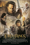 """Movie Posters:Fantasy, The Lord of the Rings: The Return of the King (New Line, 2003). Rolled, Very Fine+. One Sheet (27"""" X 40"""") DS Advance. Fantas..."""