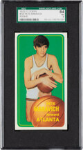 Basketball Cards:Singles (1970-1979), 1970 Topps Pete Maravich #123 SGC 84 NM 7....