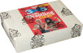 Non-Sport Cards:Unopened Packs/Display Boxes, Extremely Rare 1985 Topps WWF 3-D Wrestling Stars. ...
