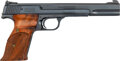Handguns:Semiautomatic Pistol, Boxed Smith & Wesson Model 41 Semi-Automatic Pistol with Conversion Kit and Multiple Accessories.. ...