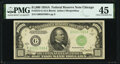 Small Size:Federal Reserve Notes, Fr. 2212-G $1,000 1934A Federal Reserve Note. PMG Choice Extremely Fine 45.. ...