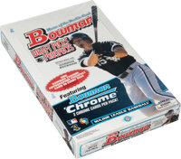 2009 Bowman Draft Picks & Prospects Baseball Unopened Hobby Box With 24 Pack - Possible Mike Trout!