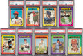 Baseball Cards:Sets, 1975 Topps Baseball High Grade Complete Set (660). ...