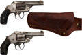 Handguns:Double Action Revolver, Lot of Two Smith & Wesson U.S.X. Top-Break Double Action Revolvers.. ... (Total: 2 Items)