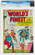 Silver Age (1956-1969):Superhero, World's Finest Comics #152 Rocky Mountain Pedigree (DC, 1965) CGC NM 9.4 Off-white to white pages....