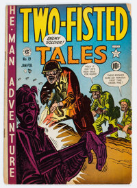 Two-Fisted Tales #19 (EC, 1951) Condition: VG+