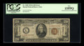 Error Notes:Major Errors, Fr. 2305 $20 1934A Hawaii Federal Reserve Note. PCGS Fine 15PPQ.....