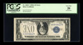 Error Notes:Inverted Reverses, Fr. 1601* $1 1928A Silver Certificate. PCGS Very Fine 20.. ...