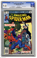 Modern Age (1980-Present):Superhero, The Amazing Spider-Man #204 (Marvel, 1980) CGC NM/MT 9.8 Whitepages. Black Cat appearance. John Romita Jr. and Al Milgrom c...