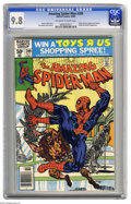 Modern Age (1980-Present):Superhero, The Amazing Spider-Man #209 (Marvel, 1980) CGC NM/MT 9.8 Off-white to white pages. Origin and first appearance of Calypso. K...