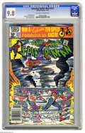 Modern Age (1980-Present):Superhero, The Amazing Spider-Man #222 (Marvel, 1981) CGC NM/MT 9.8 Off-white to white pages. Walt Simonson cover art. Bob Hall and Jim...