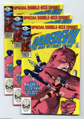 Modern Age (1980-Present):Superhero, Daredevil #181 Multiple Copies Group (Marvel, 1982) Condition:Average NM. Fifteen copies of #181 are included here. The iss...(Total: 15 Comic Books Item)