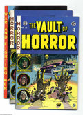 Bronze Age (1970-1979):Horror, EC Classic Reprints Group (East Coast Comix, 1973) Condition: VF+.This group contains two copies of Vault of Horror #26... (Total: 9Comic Books Item)