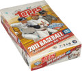 Baseball Cards:Unopened Packs/Display Boxes, 2011 Topps Update Baseball Hobby Box With 36 Unopened Packs - Mike Trout Rookie Year!...