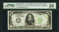 Small Size:Federal Reserve Notes, Fr. 2211-D $1,000 1934 Federal Reserve Note. PMG Choice About Unc 58.. ...