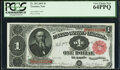 Fr. 352 $1 1891 Treasury Note PCGS Very Choice New 64PPQ