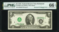 Error Notes:Inverted Third Printings, Inverted Third Printing Error Fr. 1935-E $2 1976 Federal Reserve Note. PMG Gem Uncirculated 66 EPQ.. ...