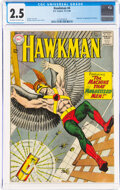 Silver Age (1956-1969):Superhero, Hawkman #4 (DC, 1964) CGC GD+ 2.5 Off-white to white pages....