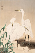 Works on Paper, A Group of Twelve Japanese Woodblock Prints. Marks: (various). 16 x 10-1/2 inches (40.6 x 26.7 cm) (largest). ... (Total: 12 Items)