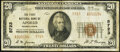 National Bank Notes:Pennsylvania, Apollo, PA - $20 1929 Ty. 2 The First National Bank Ch. # 5723 Fine.. ...