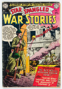 Star Spangled War Stories 132 (#2) (DC, 1952) Condition: GD/VG