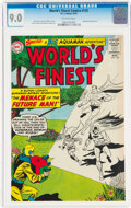 Silver Age (1956-1969):Superhero, World's Finest Comics #135 (DC, 1963) CGC VF/NM 9.0 Off-white pages....