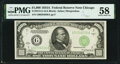 Small Size:Federal Reserve Notes, Fr. 2212-G $1,000 1934A Federal Reserve Note. PMG Choice About Unc 58.. ...