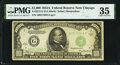 Small Size:Federal Reserve Notes, Fr. 2212-G $1,000 1934A Federal Reserve Note. PMG Choice Very Fine 35.. ...