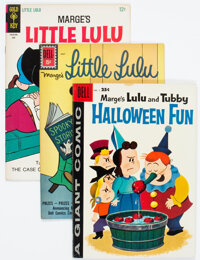Marge's Little Lulu Group of 5 (Dell/Gold Key, 1961-69).... (Total: 5 Comic Books)