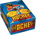 Hockey Cards:Unopened Packs/Display Boxes, 1980-81 O-Pee-Chee Wax Box With 48 Unopened Packs. ...