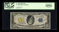 Error Notes:Inverted Reverses, Fr. 2309 $10 1934A North Africa Silver Certificate. PCGS ExtremelyFine 45PPQ.. ...