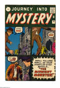 Silver Age (1956-1969):Horror, Journey Into Mystery #79 U. K. Edition (Marvel, 1962) Condition:FN+. Mr. Hyde prototype. Jack Kirby cover art. Dick Ayers, ...