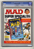Magazines:Mad, Mad Special #28 Gaines File pedigree (EC, 1979) CGC NM 9.4Off-white pages. Includes Nostalgic Mad #7. This is the highestg...