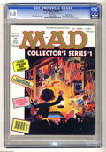 """Magazines:Mad, Mad Special #76 Gaines File pedigree (EC, 1991) CGC VF 8.0 White pages. Mad Collector's Series #1. Includes """"New Kids"""" hate ..."""