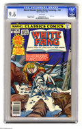 Bronze Age (1970-1979):Miscellaneous, Marvel Classics Comics #32 (Marvel, 1977) CGC NM+ 9.6 White pages.Featuring White Fang. Gil Kane cover. Philippine Tribe ar...