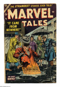 Golden Age (1938-1955):Horror, Marvel Tales #126 (Atlas, 1954) Condition: VG. Art by Doug Wildeyand Joe Maneely, among others. Overstreet 2004 VG 4.0 valu...