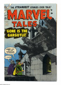 Golden Age (1938-1955):Horror, Marvel Tales #127 (Atlas, 1954) Condition: FN+. Gene Colan art.Overstreet 2004 FN 6.0 value = $102; VF 8.0 value = $193....