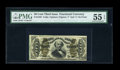Fractional Currency:Third Issue, Fr. 1332 50c Third Issue Spinner PMG About Uncirculated 55 EPQ....