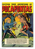 Golden Age (1938-1955):Non-Fiction, Pocahontas #2 (Pocahontas Fuel Company, 1942) Condition: FN.Overstreet 2004 FN 6.0 value = $48....